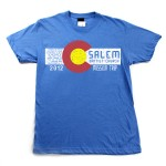 This was the design for the front of the shirt for our Mission Trip to Colorado in 2012