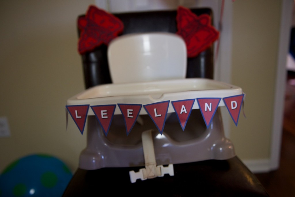 Leeland's 1st Birthday Party 047