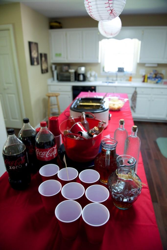 Leeland's 1st Birthday Party 049