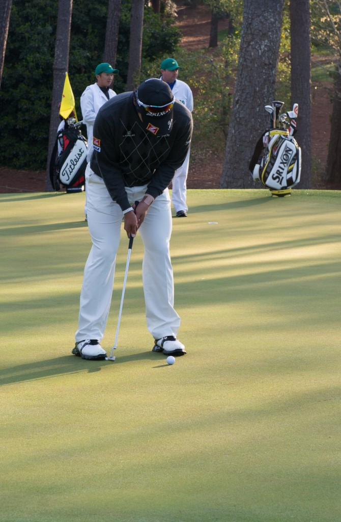 The Masters - Wednesday - 2014-10