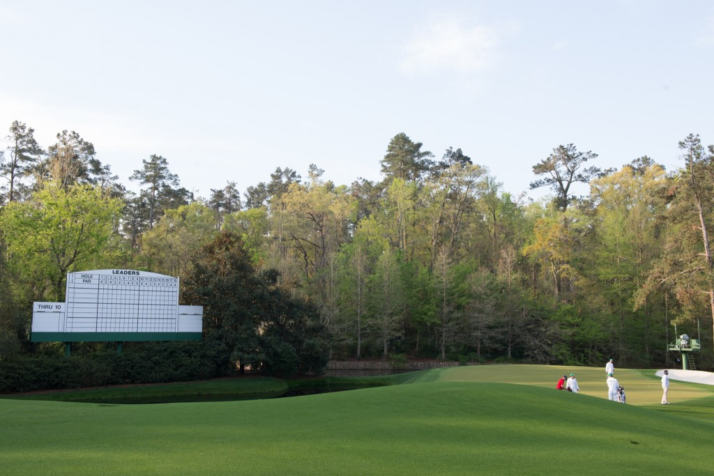 The Masters - Wednesday - 2014-11