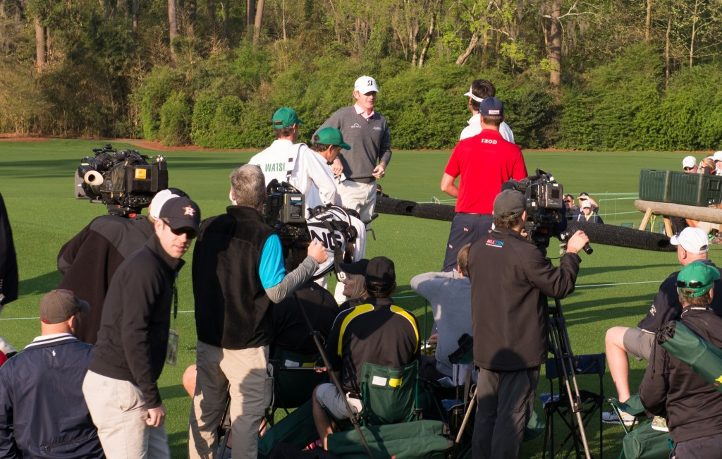 The Masters - Wednesday - 2014-12