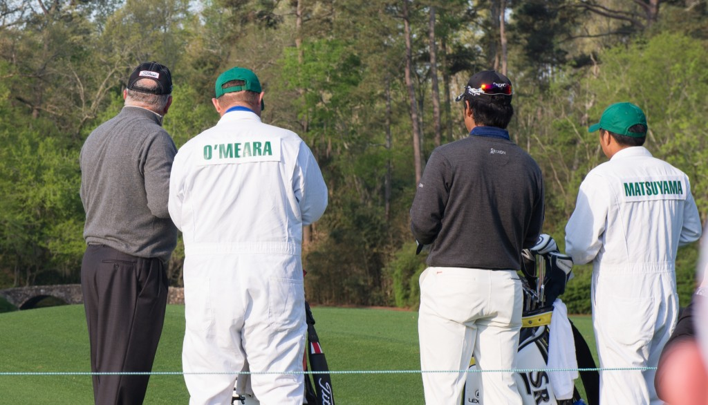 The Masters - Wednesday - 2014-16