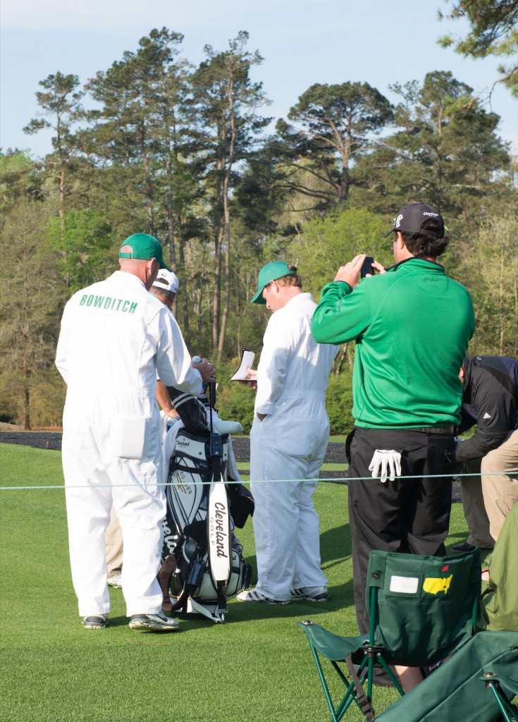 The Masters - Wednesday - 2014-19