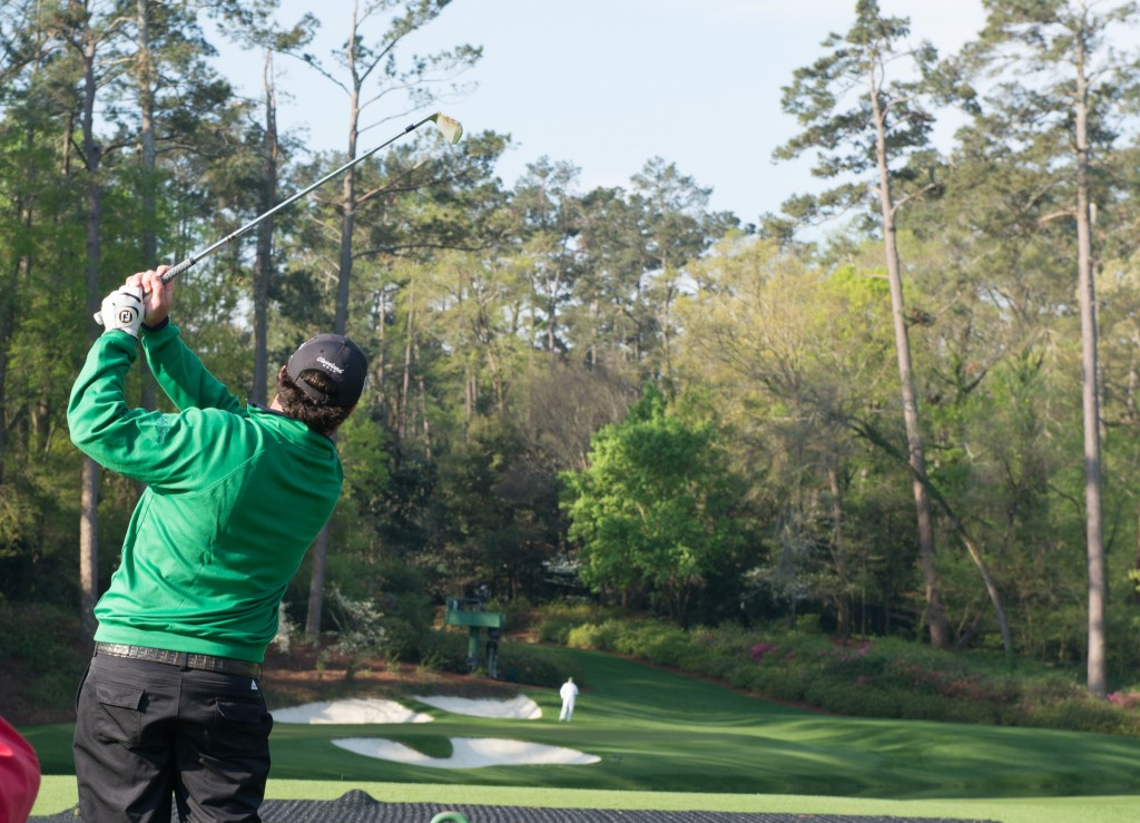 The Masters - Wednesday - 2014-21