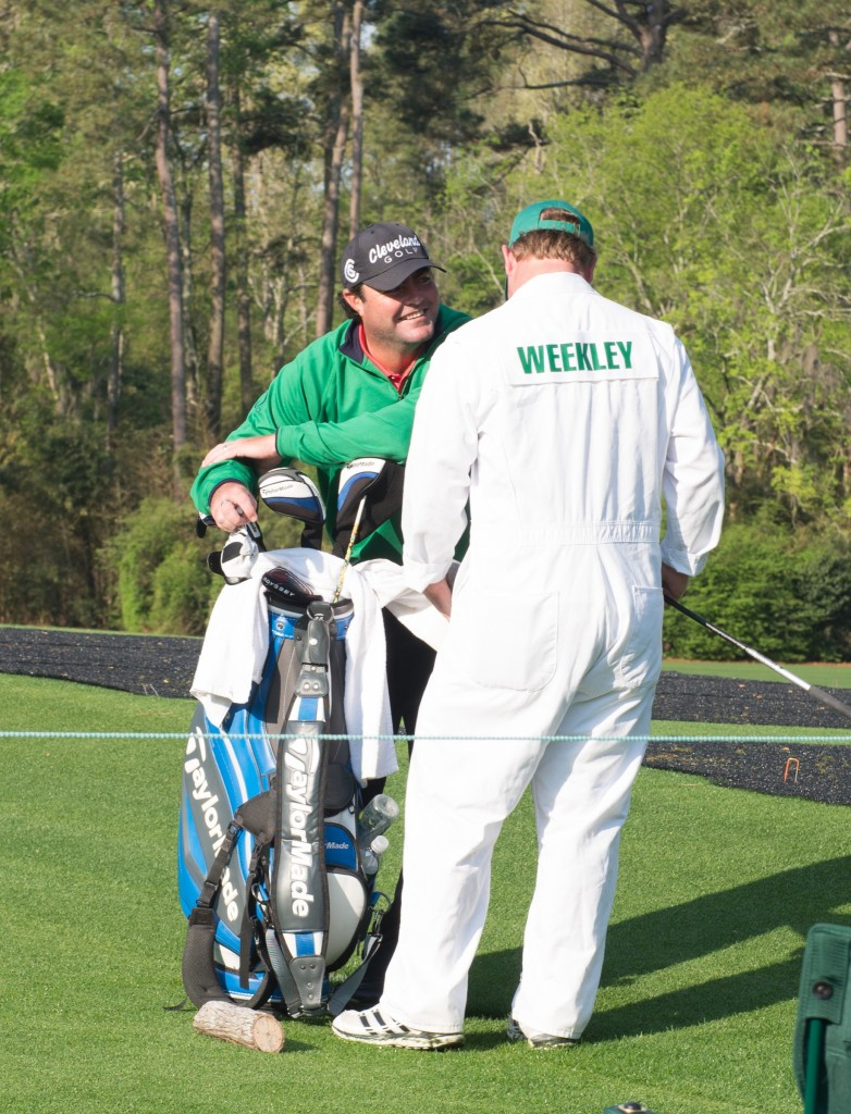 The Masters - Wednesday - 2014-22