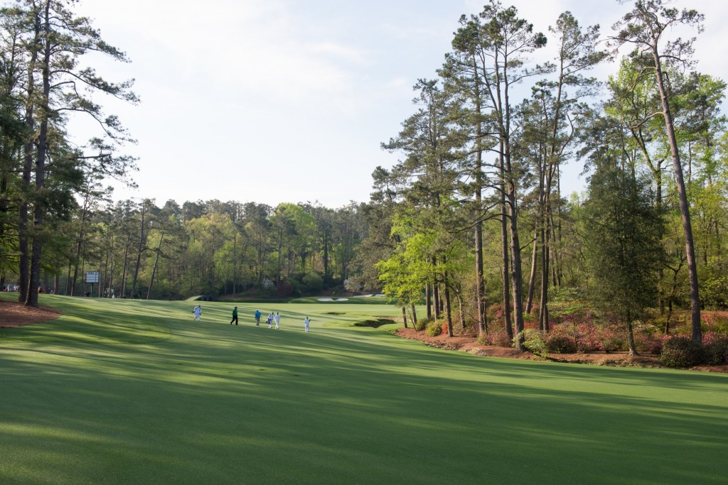 The Masters - Wednesday - 2014-24