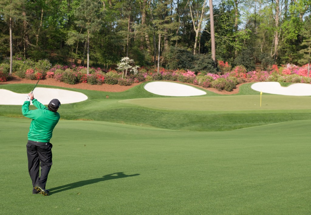 The Masters - Wednesday - 2014-25