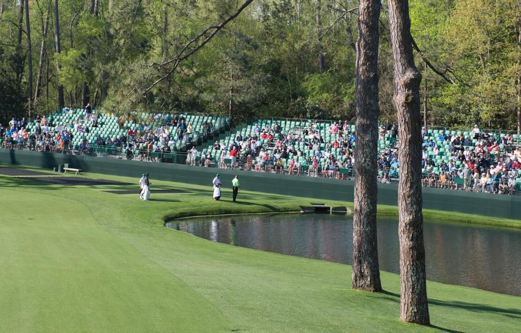 The Masters - Wednesday - 2014-28