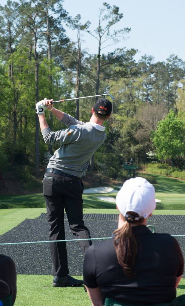 The Masters - Wednesday - 2014-38