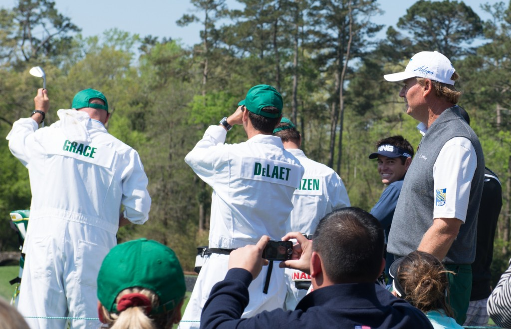 The Masters - Wednesday - 2014-41