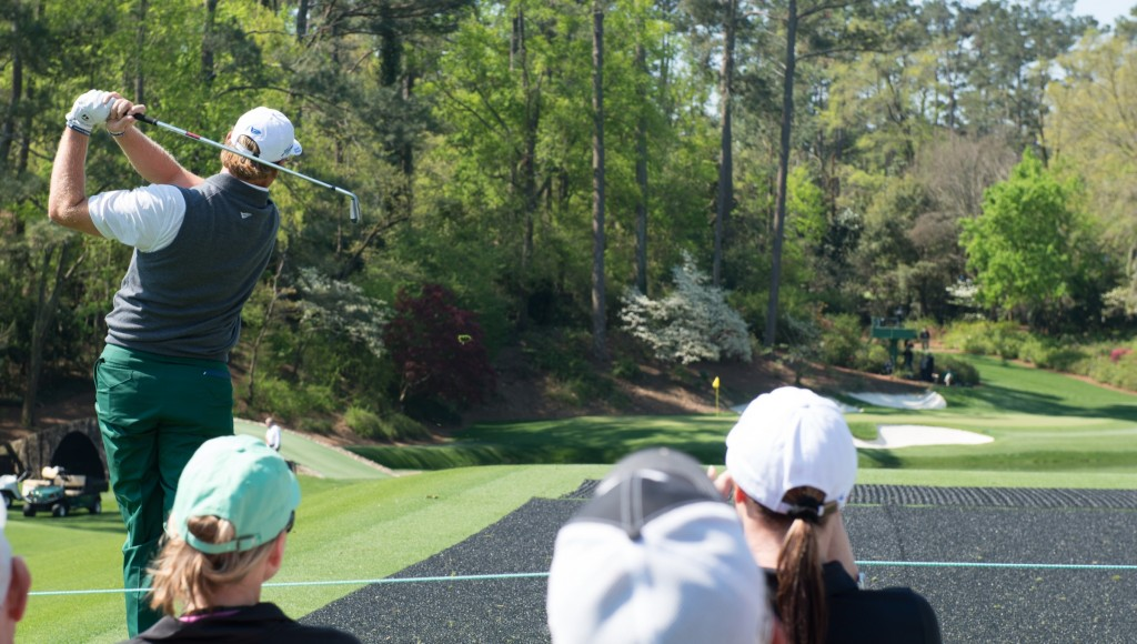 The Masters - Wednesday - 2014-43