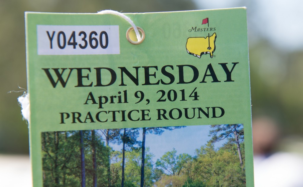 The Masters - Wednesday - 2014-44