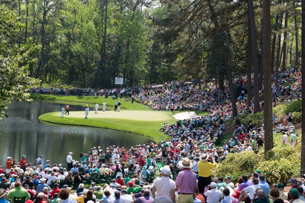 The Masters - Wednesday - 2014-57