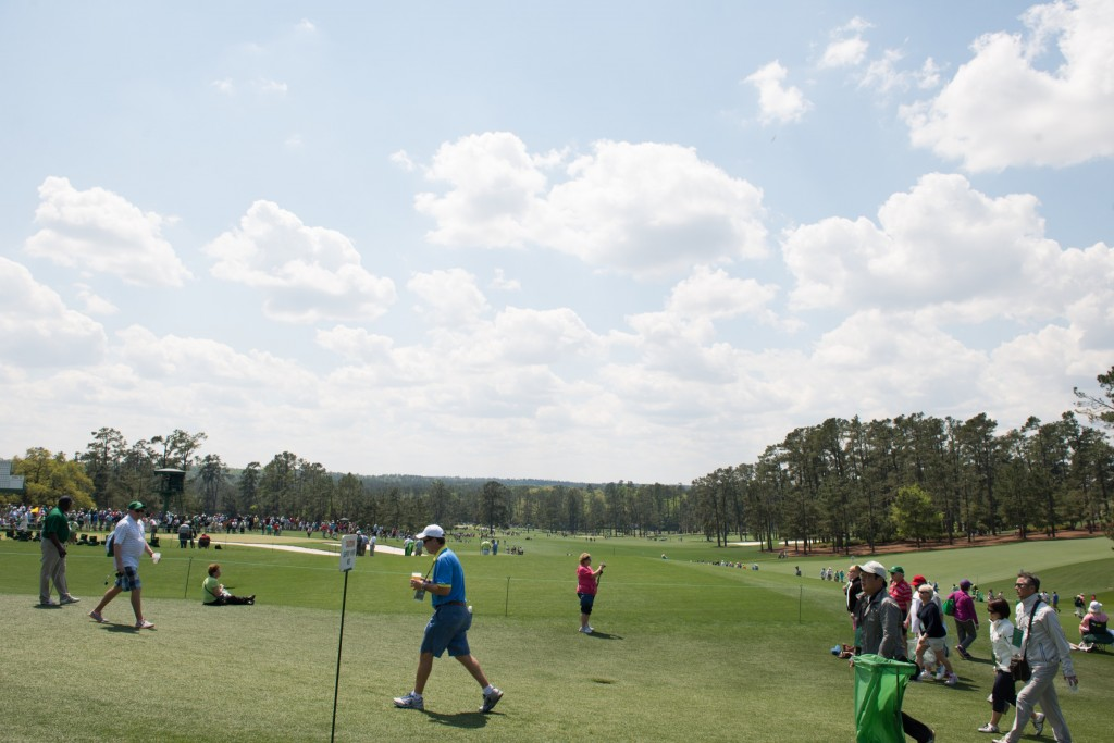 The Masters - Wednesday - 2014-58