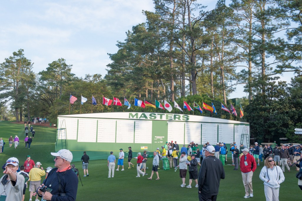 The Masters - Wednesday - 2014-6
