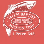 This was the design for the front of our shirt for our Mission Trip to Alaska in 2011